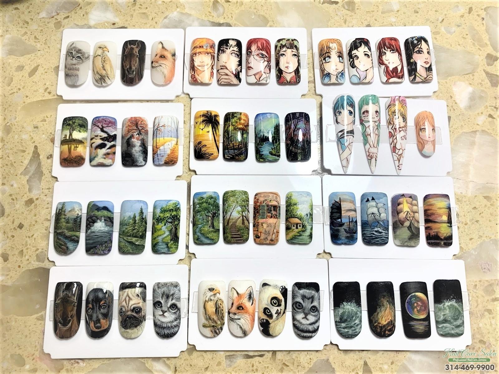 Nails Design 63141